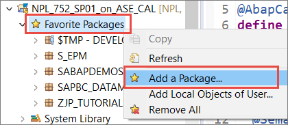 Image depicting step4-add-fave-package