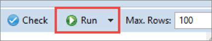 run button