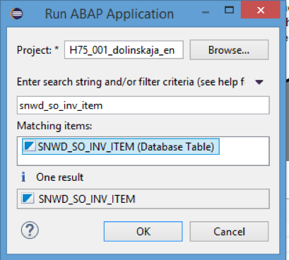 Display Database Content and Run SQL Queries