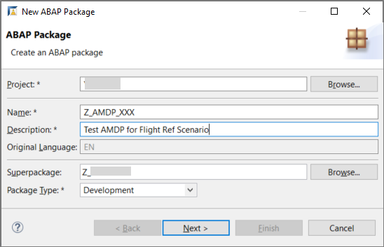 Image depicting step2b-package-name
