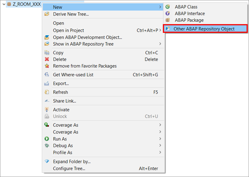 Create authorization object