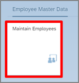 Maintain Employees