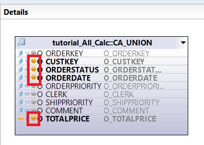 Select Columns to Output
