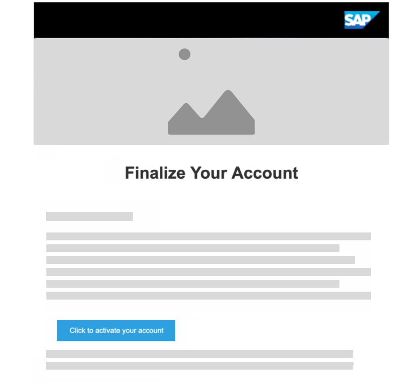 log into SAP