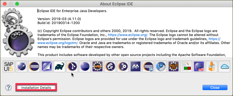 Configure Eclipse with SAPUI5