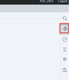 SAP HANA XS Advanced, Connecting to SAP Web IDE and cloning a Git